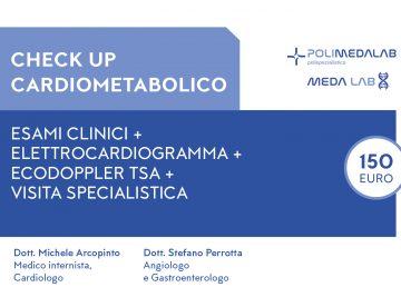 check up cardiometabolico